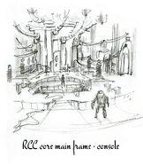 RCC Core Mainframe Console Concept