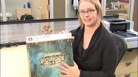 Official BioShock 2 Special Edition Unboxing