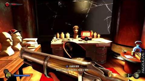 Bioshock  Minerva S Den Secret Room