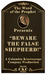 Kinetoscope Beware the False Shepard