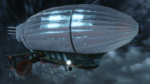 Finalbattle Security Zeppelin