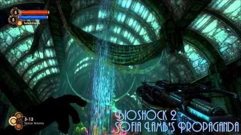 BioShock 2 Public Address Announcements