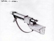 BioShock Shotgun Concept Art4