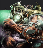 Rumbler & Little Sister