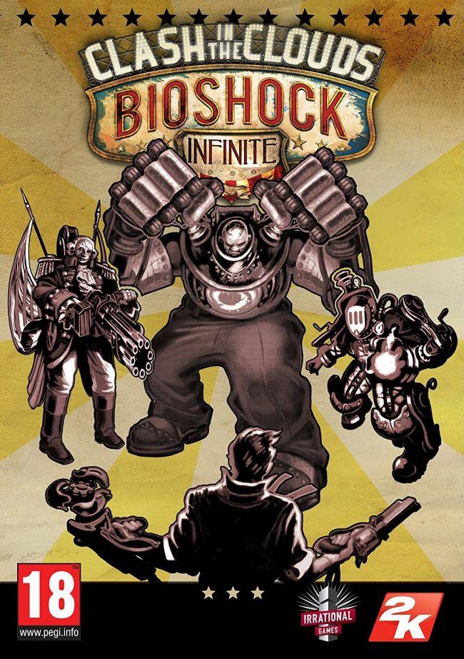 Clash in the clouds bioshock wiki fandom powered by wikia - Bioshock wikia ...