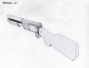 BioShock Shotgun Concept Art7