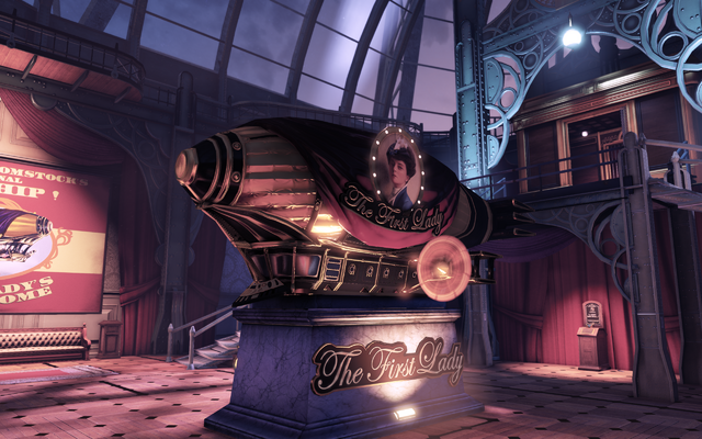 File:BioShock Infinite - Soldier's Field - First Lady's Aerodrome - The First Lady Airship Model-angled f0783.png