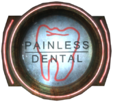 Painless Dental Logo