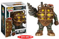 Big Daddy Pop Figure