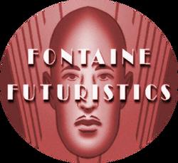 Fontaine futuristics