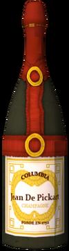 Champagne Render BSi