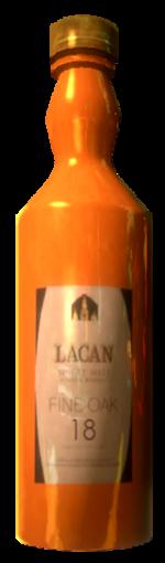 Lacan Scotch bottle.