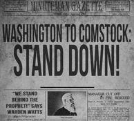 Minute man Gazette Stand Down