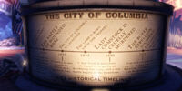 Columbia Timeline