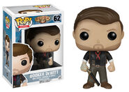 Booker DeWitt Shotgun Pop Figure