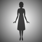 Screen Silhouette Mommy