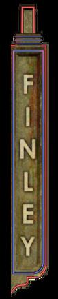 Finley Sign