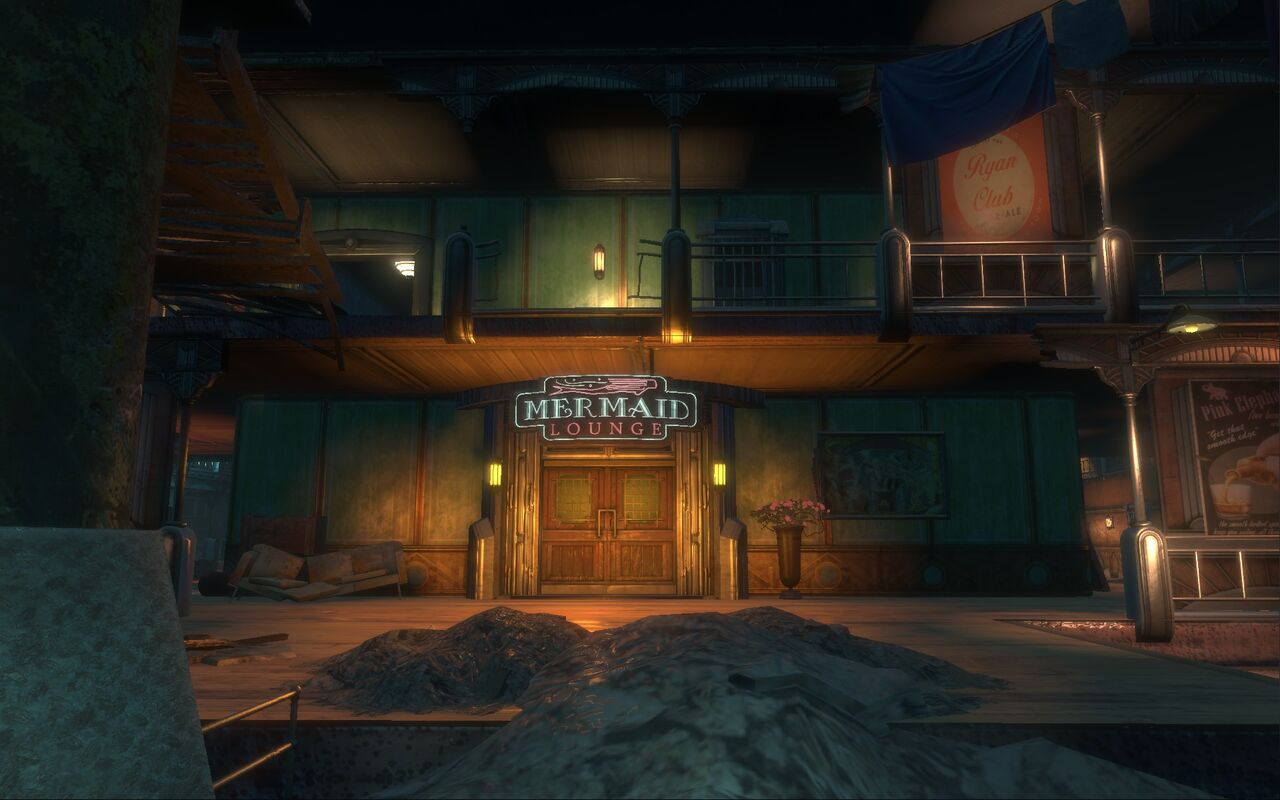 Walkthrough - Siren Alley - Bioshock 2 Game Guide & Walkthrough ...