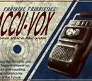 Audio Diary