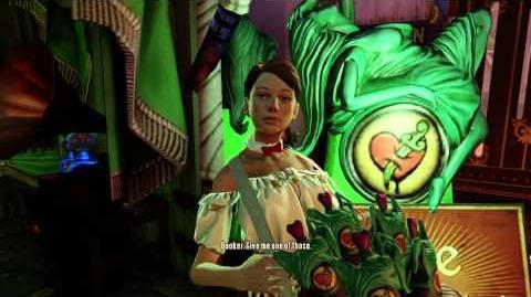 Bioshock Infinite - Shakespeare Dialogue Hidden in Reversed Audio