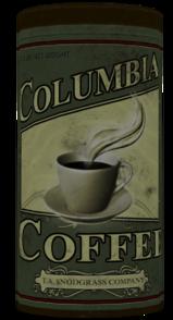 Coffee render BSi