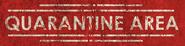 Quarantine Sign Diffuse