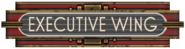 Executive Wing Sign