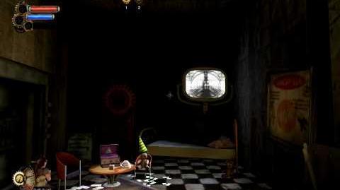 BioShock 2 Inside Tenenbaum's Ticket Booth