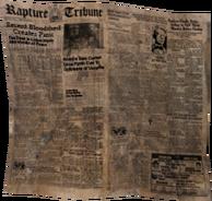 MP Rapture Tribune