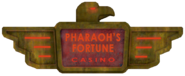Pharoah's Fortune Sign B2