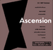 Record Album Cover Ascension BSI BaS