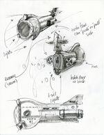 BioShock 2 Submarine Concepts 2