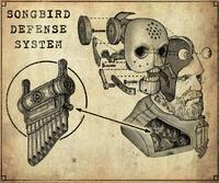 Songbirddefensesystem