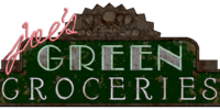 Joe's Green Groceries