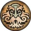 Old Man Winter Icon