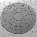 Manhole opening