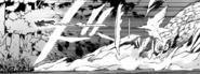 Enju outruns the Gastrea