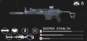 Sniper Stealth