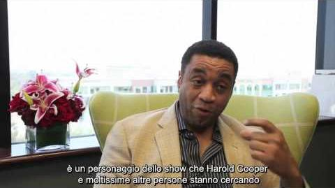 Harry Lennix talks about The Blacklist and season 2