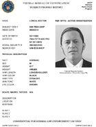 Hector Lorca FBI