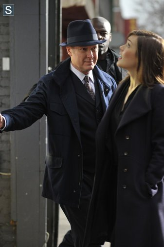 relationship between reddington and keen