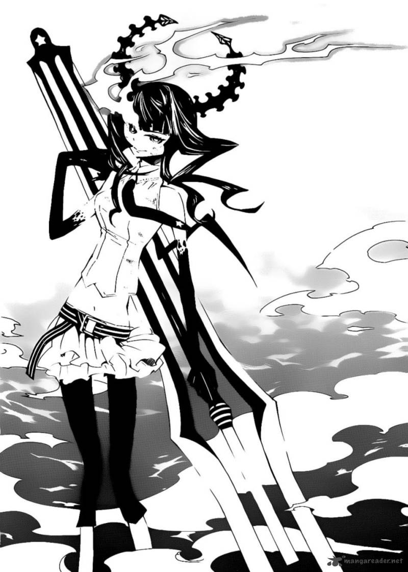 Dead Black Rock Shooter Wiki Fandom Powered By Wikia