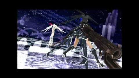 ブラック★ロックシューター THE GAME |キャラクター|WRS