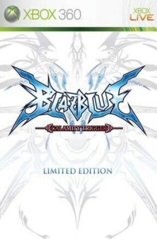 File:BlazBlue Calamity Trigger (Cover, Limited Edition).jpg