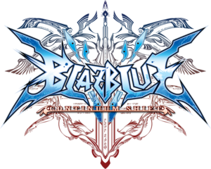 BlazBlue Continuum Shift (Logo)