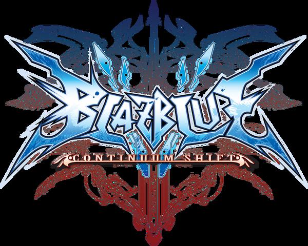 File:BlazBlue Continuum Shift (Logo).png