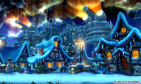 Snow Town (Stage, B)