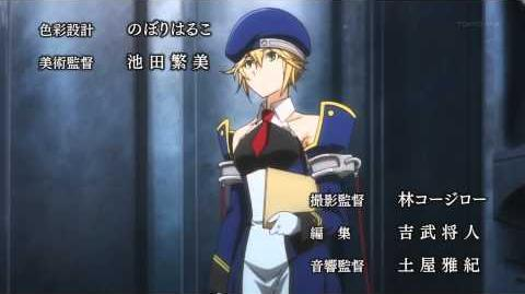 BlazBlue Alter Memory (Opening, Episodes 1-3)