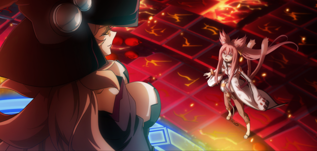 File:Kokonoe (Centralfiction, arcade mode illustration, 2).png