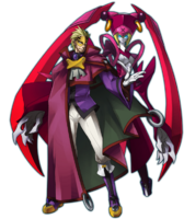Relius Clover (Continuum Shift, Character Select Artwork)